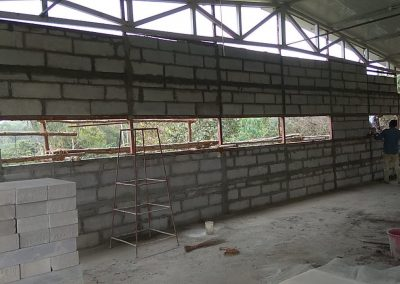 Construction Progress 5